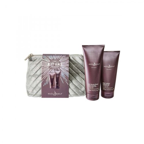 Neal & Wolfe Ritual Daily Shampoo and Conditioner Gift Set