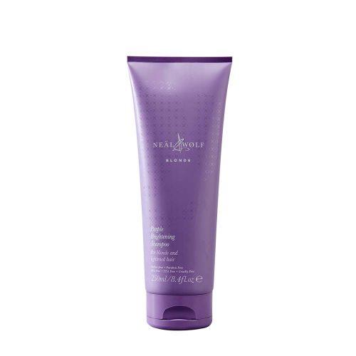 Neal & Wolfe Blonde Purple Brightening Shampoo