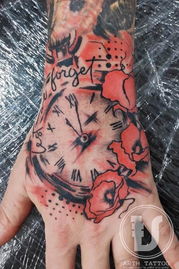 Art Tattoo Hair Hub Blackpool